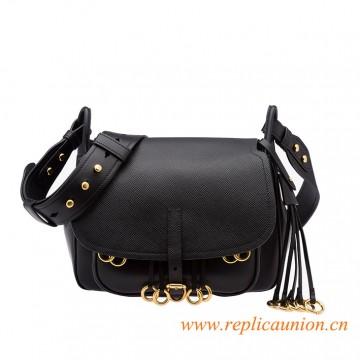 Original Corsaire Calf Leather Bag Leather Shoulder Strap