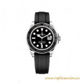 Quality Yacht-Master 42 Watch Oysterflex Bracelet